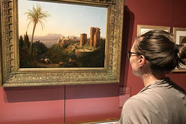 L'exposition Mille et un Orient emmène sur les traces de Joseph Girault de Prangey dans ses voyages autour de la Méditerranée.