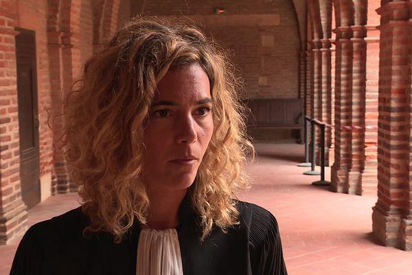 Emmanuelle Franck, pénaliste au barreau de Toulouse, parle d'une intervention scandaleuse du procureur de la République.
