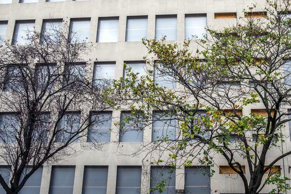 Des logements sociaux en construction au sein de l'ancien ministère de la Défense - Photo d'illustration