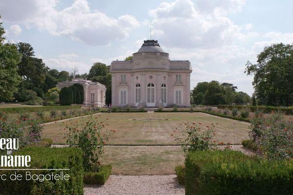 Magnifique, bucolique, le parc de Bagatelle est un jardin extraordinaire de 24 ha.