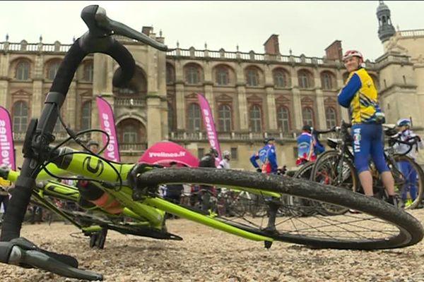 Quatre itinéraires de randonnées cyclotouristes sont prévus pour les amateurs.
