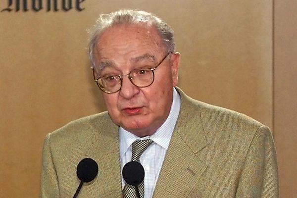 Pierre Viot a présidé le Festival de Cannes pendant plus de 15 ans.