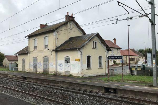 Cette ancienne gare désaffectée de l'Allier sera bientôt investie d'une nouvelle mission.