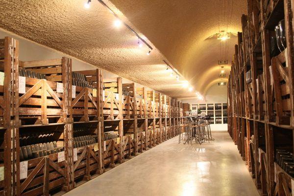 Caveau Champagne Castelnau