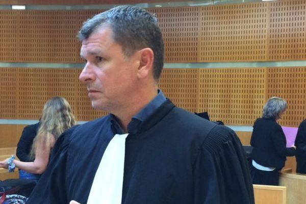 Me Abratkiewicz avocat de la fédération du PS de l'Hérault
