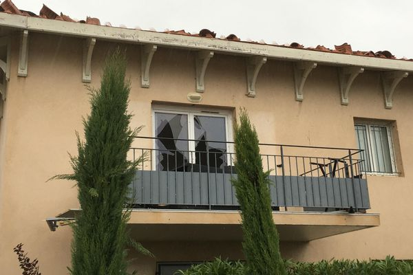 Météo France précise que des averses orageuses localement fortes viendront toucher aujourd'hui le Var, les Alpes Maritimes et la Corse.