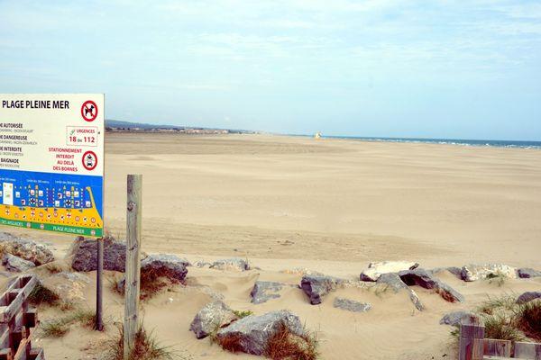 Gruissan - La nonagénaire a été ramenée sur la plage mais n'a pas pu être réanimée - 02.07.21