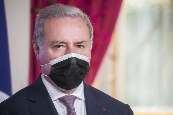 Le maire de Toulouse, Jean-Luc Moudenc, a signé une tribune dans le JDD avec plus de 380 élus pour soutenir les décisions d'Emmanuel Macron face à l'épidémie de Covid.