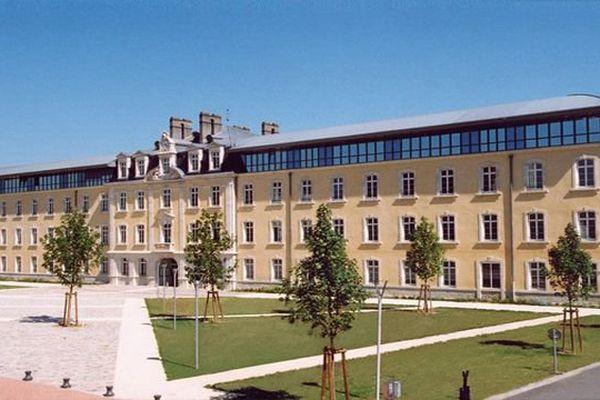 Les bâtiments du Grand Dijon
