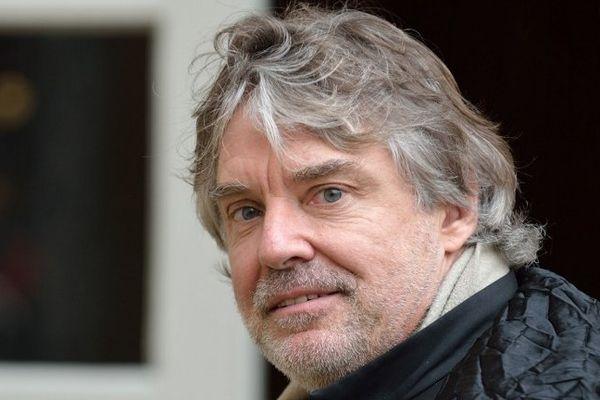 Didier Lockwood, en octobre 2012 à Paris