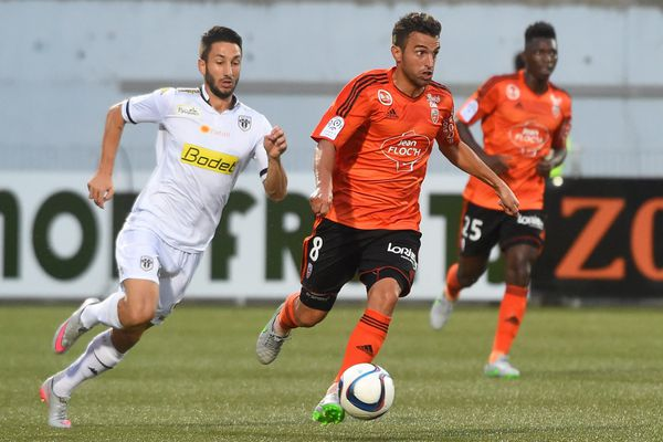 Ligue 1 : Lorient - Angers 2-1 le 12 septembre 2015