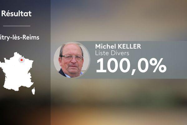 Michel Keller est réélu