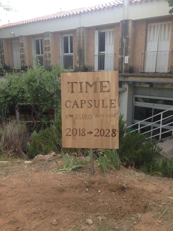 L'ouverture de la boite est prévue en 2028