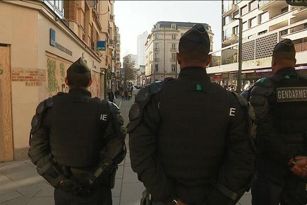 Rennes, avant la manif interrégionale de l'acte XV des Gilets Jaunes