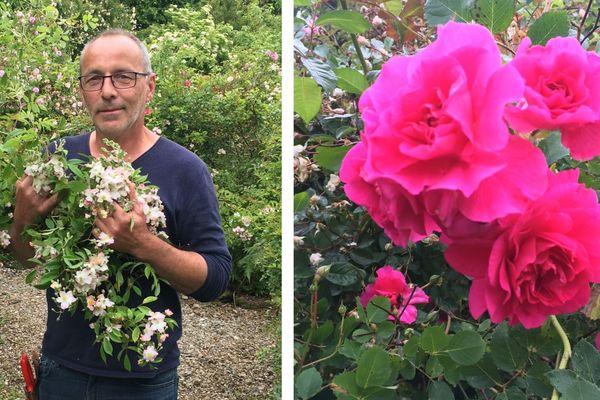 Jean-Lin Lebrun créateur de Roses
