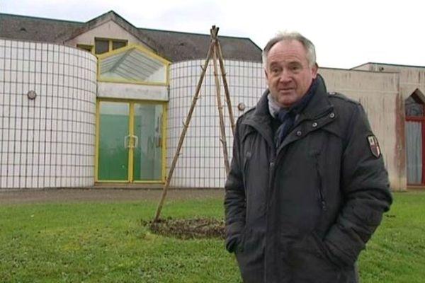 Gérard Defougère, le maire (Divers gauche) du Magny, une commune de 1 000 habitants.