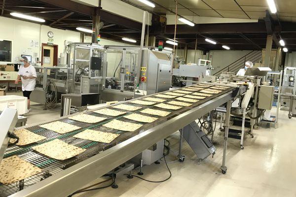 L'entreprise de pain azyme de Soultz-sous-Forêts exporte dans 30 pays dans le monde