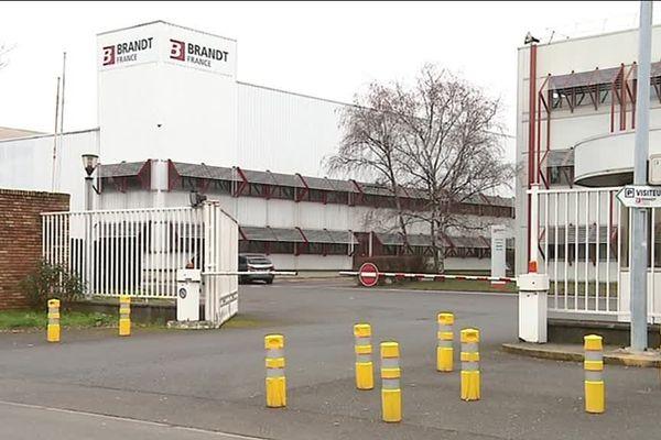 Site de l'usine Brandt à St-Jean-de-la-Ruelle