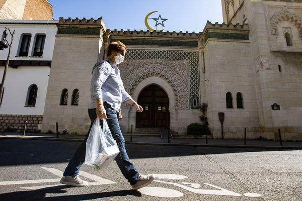 Le confinement va bouleverser les habitudes des musulmans pour ce ramadan 2020. (Image d'illustration grande mosquée de Paris)
