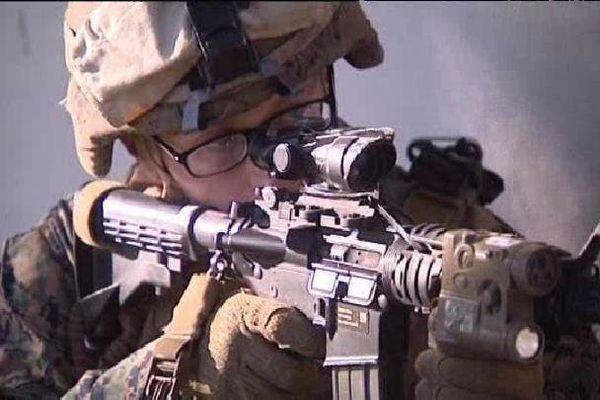 Une semaine d'opérations communes entre les Marines et le 21ème Régiment d'infanterie de Marine pour échanger les savoir-faire.