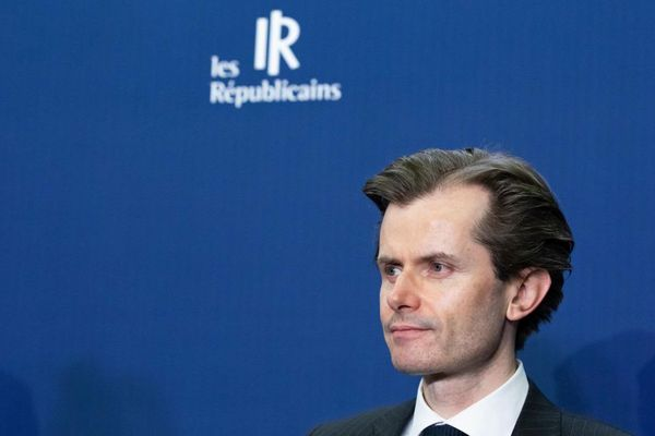 Guillaume Larrivé, députe de l Yonne Les Républicains