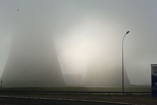 Belleville-sur-Loire (Cher) est l'une des quatre centrales nucléaires de la région