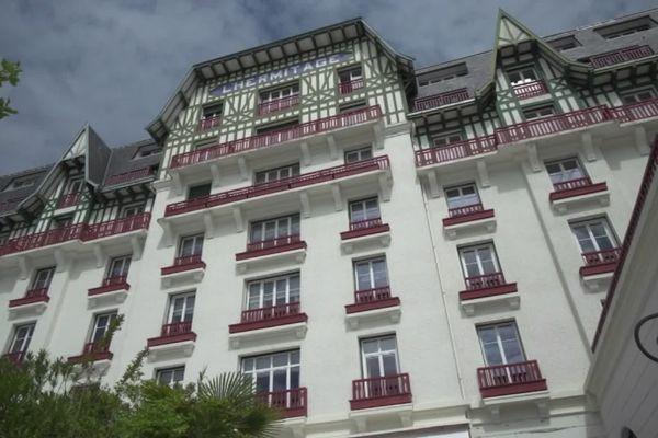 L' Hermitage à la Baule, le symbole du luxe, ouvert au public pour les journées du patrimoine