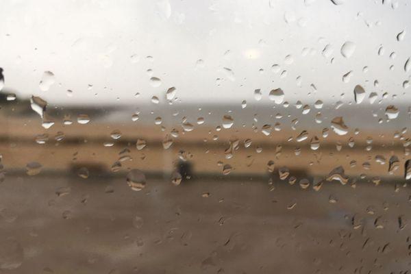 Le littoral normand sera sous la pluie, en ce lundi.