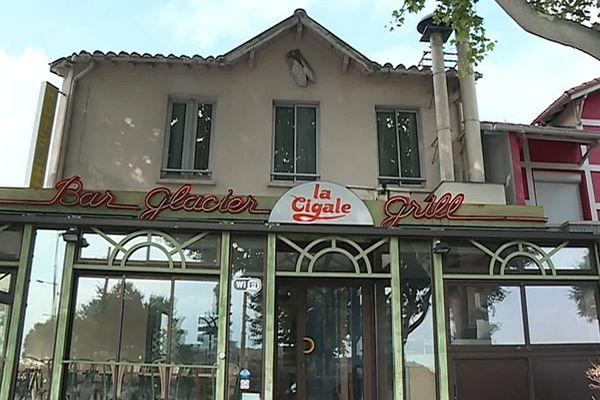 La Cigale, pressentie pour héberger des migrants mineurs à Perpignan.