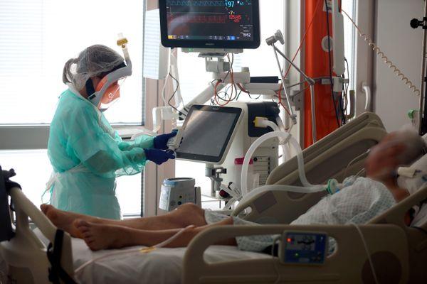 Plus de 800 malades covid ont été pris en charge par l'hôpital du Nord Franche-Comté de mars à mai 2020.