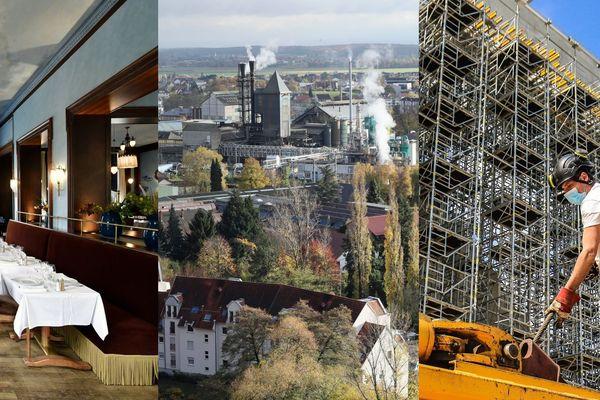 La restauration, l'industrie et la construction ont été particulièrement impactées par le confinement.