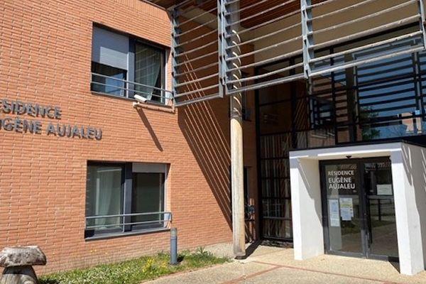 Deux personnes sont décédées du covid-19 à l' EHPAD Eugène-Aujaleu à Nègrepelisse