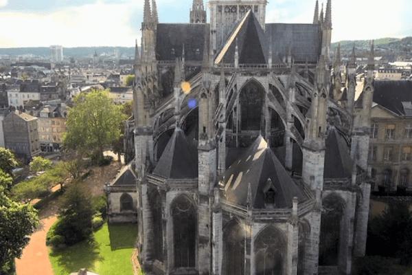 Label Histoire à Rouen.