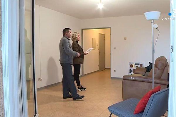 Quatre appartements, destinés aux femmes victimes de violences conjugales en situation d'urgence, sont en cours d'aménagement en Haute-Corse, ils devraient être opérationnels début 2020.