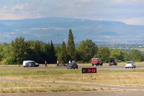 Une enquête a été ouverte pour déterminer les causes de l'accident.
