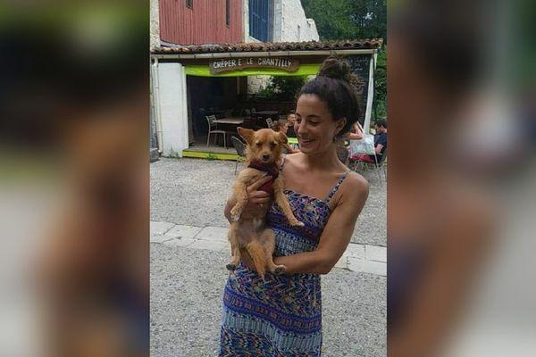 Virginie, 31 ans, est portée disparue depuis ce samedi 6 février.