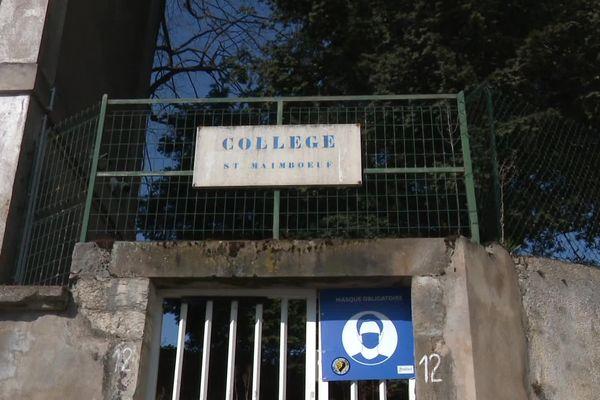 Le collège Saint-Maimboeuf à Montbéliard ferme pendant une semaine en raison de la multiplication de cas de Covid-19