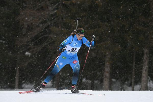 Anäis Bescond dispute sa première course des mondiaux de Slovénie ce samedi à 14h30.