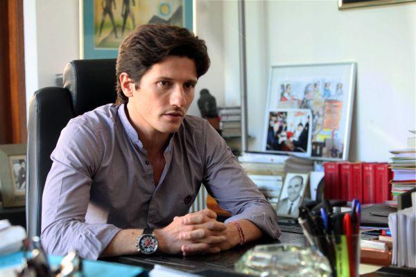 Maître Paul Sollacaro dans son bureau. Image d'illustration.