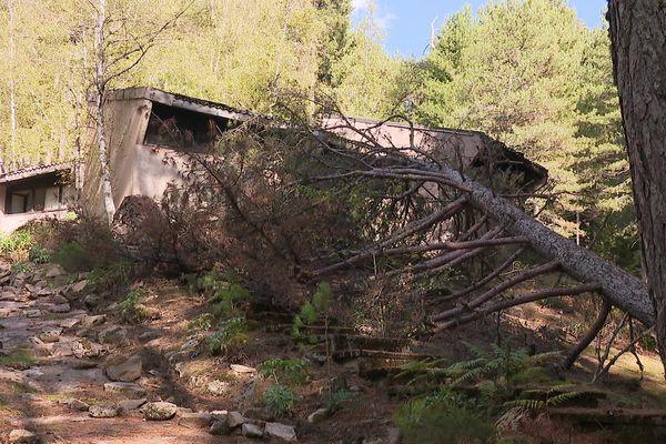 Le Paisolu d'Aïtone est composé de 60 logements et est quasiment abandonné depuis 2002.