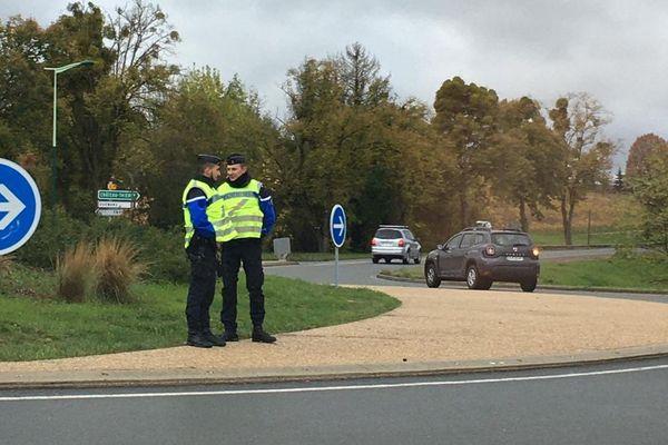 Un important dispositif de sécurité a été déployé ce jeudi 14 novembre dans la Marne
