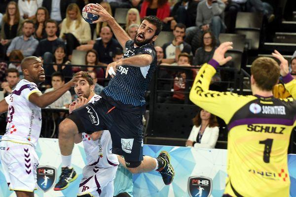 Montpellier a fait match nul 28-28 face à Nantes - 11 novembre 2015