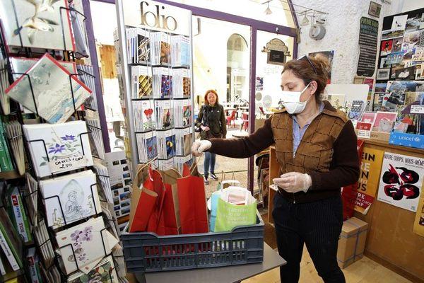Selon les chiffres du syndicat de la librairie française, les ventes de livres ont chuté de 3,3 % comparé à 2019.