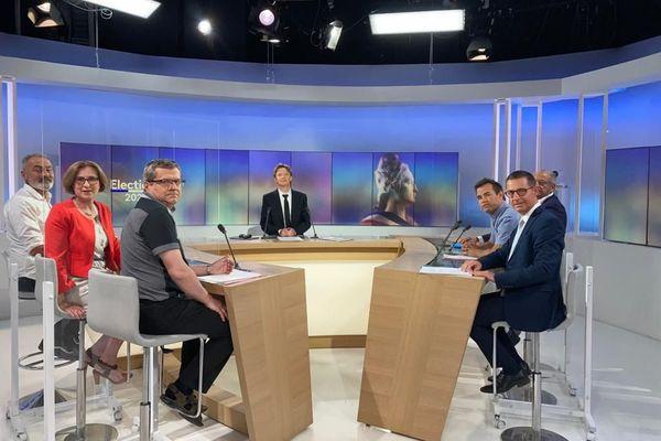 France 3 toujours au plus près des territoires vous propose ce lundi 7 juin un débat sur les départementales dans les Pyrénées-Orientales, animé par Olivier Meyer.