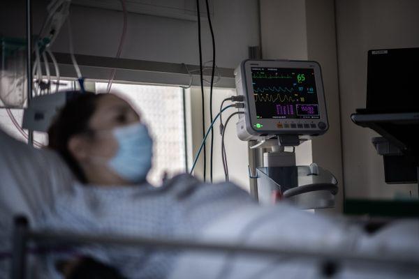 Les indicateurs de l'épidémie de Covid-19 repartent à la hausse en Isère. (Illustration)