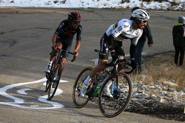 Le coureur de l'Allier Julian Alaphilippe a remporté ce dimanche 14 février la 2ème place du classement général du Tour de la Provence.