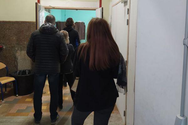 Bureaux de vote Ecole Saint-Pierre, 5e arrondissement de Marseille