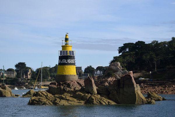 Le phare du Men Joliguet