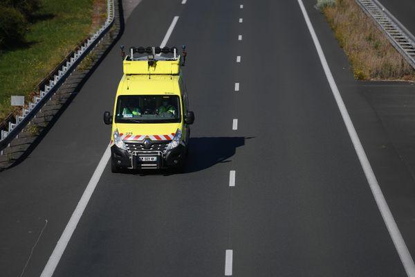 La circulation sur l'autoroute A20 à hauteur de Limoges devrait être compliquée mi-octobre pour cause de travaux.