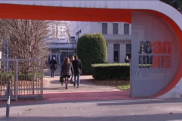 L'université Jean Monnet - Saint-Etienne